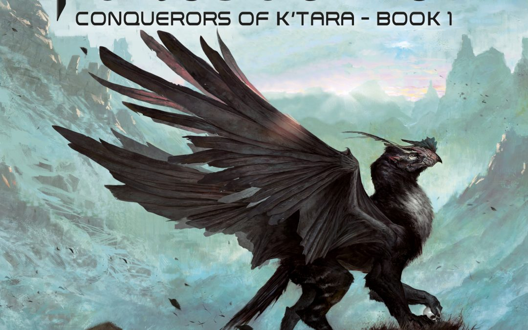 "Poll to select a song for the audiobook of ""Forebodings – Conquerors of K'Tara Book 1"""