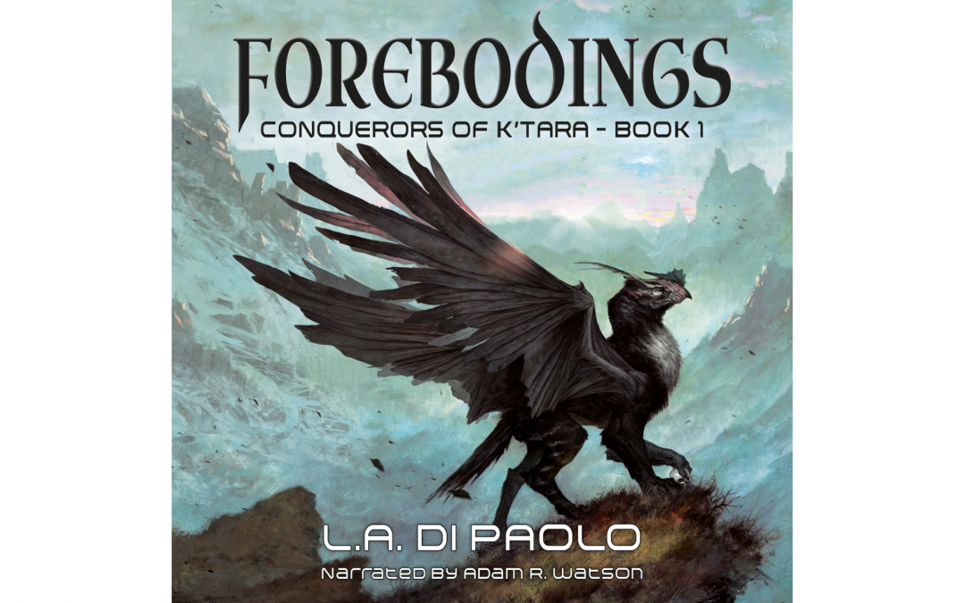 Get your audiobook code to download Forebodings for free