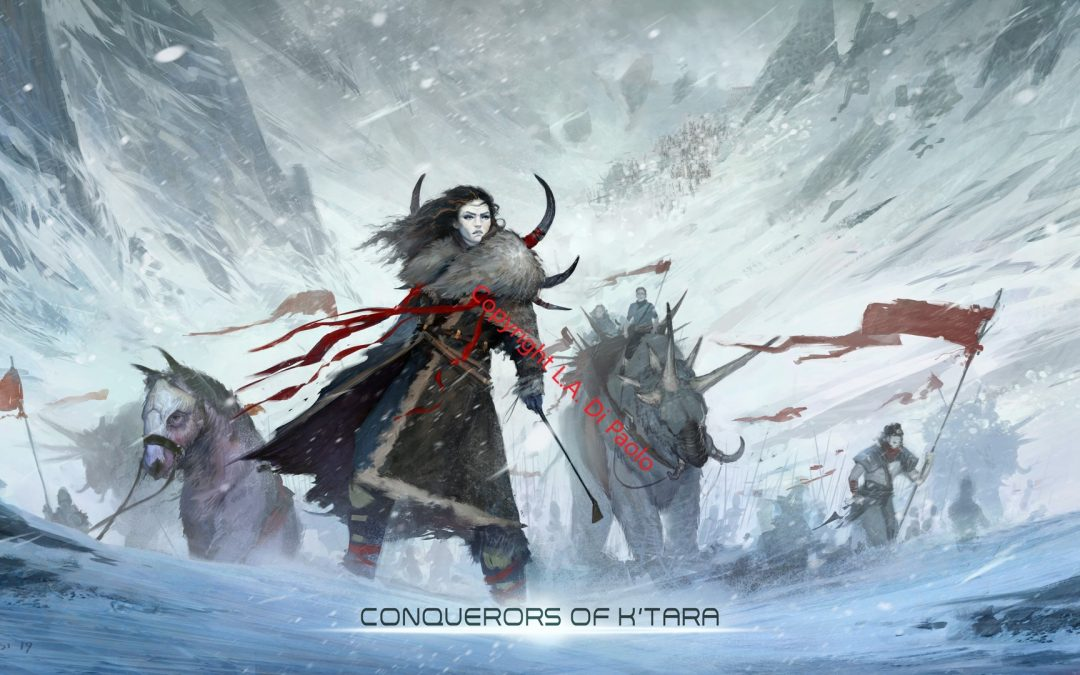 Conquerors Book 2 Progress Update