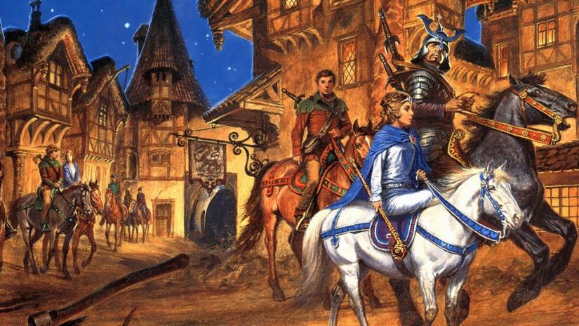 The Wheel of Time – TV Series